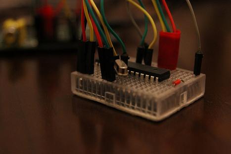 Building the Pico PiDuino - A cheap barebones Arduino compatible for your Pi - Raspberry Pi @ Gadgetoid   Raspberry Pi   Scoop.it