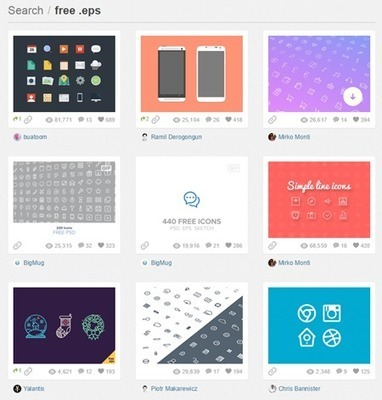 12 Websites for Free Vector Images Good for E-Learning | Tools4Learning | Scoop.it