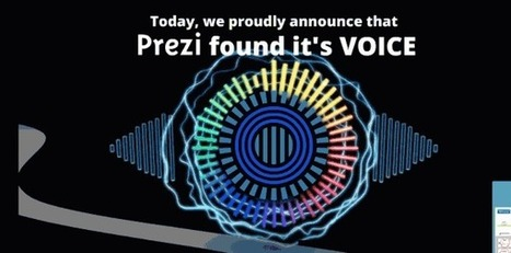 Ya podemos añadir audio en las presentaciones Prezi | FUERA LA MEDIOCRIDAD | Scoop.it