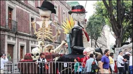 """""""Spectre"""" adopta temática mexicana de Día de Muertos - RadioFórmula   Productos de consumo   Scoop.it"""