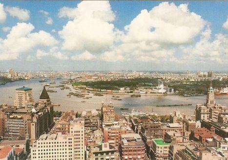 Shanghai: 1990 vs. 2010 | Asia: Modern architecture | Scoop.it