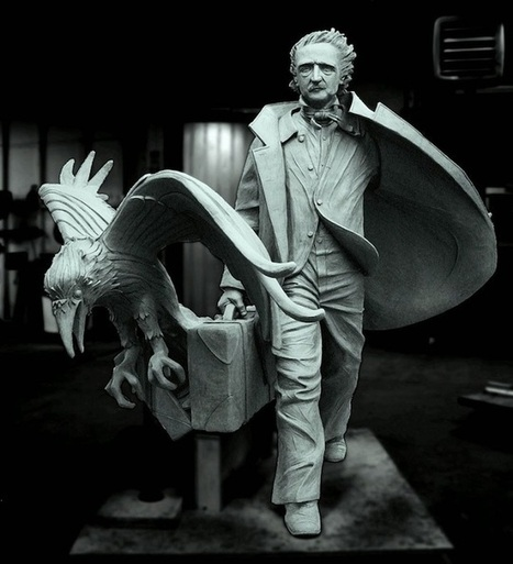 Boston's New Edgar Allen Poe Statue Is Going to Be Epic | Gothic Literature | Scoop.it