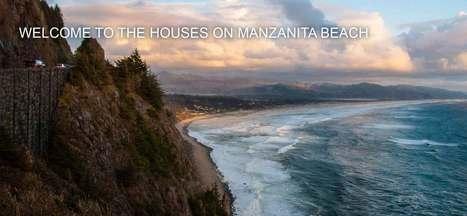 The Houses On Manzanita Beach | Elisabyron-Business News | Scoop.it
