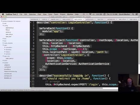 Testing Strategies for AngularJS   webdev   Scoop.it