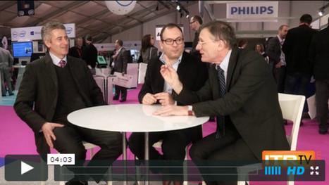 Rencontre entre Pascal Oualid et René-Luc Caillaud de Tech Data | IT Partners | Scoop.it