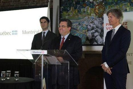 Montréal lance un accélérateur axé sur les villes intelligentes | Transitions Energétique & Numérique | Scoop.it