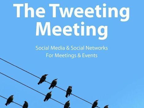 È uscito The Tweeting Meeting, primo manuale su social media ed eventi co-creato in crowdsourcing - Event Report | Social Media Italy | Scoop.it