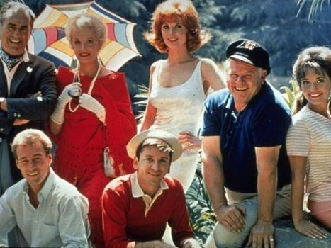 17 Facts You Might Not Know about Gilligan's Island | Television Shows Cancelled Before Their Time | Scoop.it