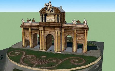 Paso a paso: SketchUp, software de diseño y modelado 3D - Educación 3.0 | Algo donde aprender | Scoop.it