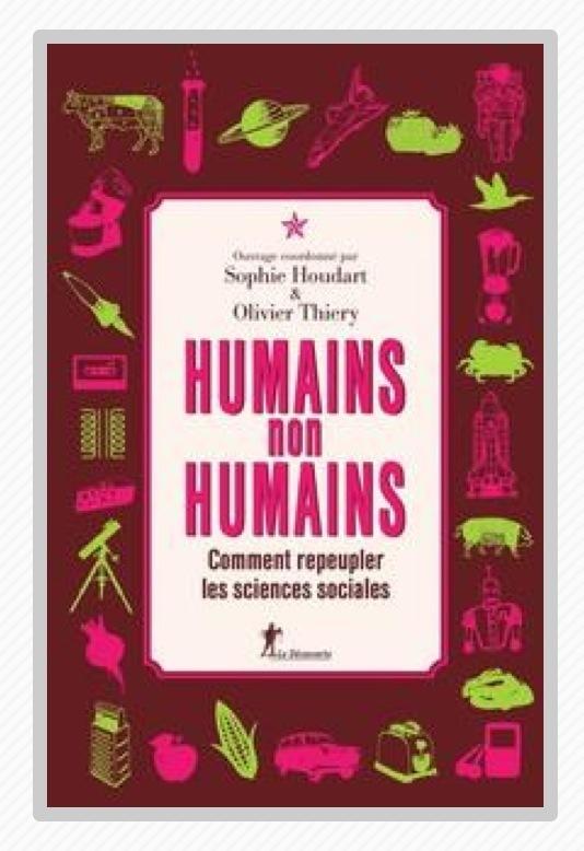 Le comédien virtuel. Une redéfinition des frontières de l'activité artistique - Jean-Paul Fourmentraux (2011)