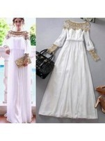 Cheap White Evening Dresses With Sleeves - AnasDress.com | AnasDress | Scoop.it