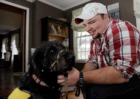 Service dogs help Maynard residents gain independence - Wicked Local Stow | General Health and Wellness | Scoop.it
