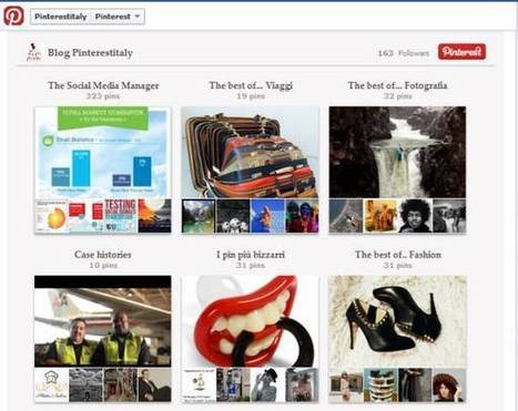 Come integrare una brand page di Facebook con Pinterest @RiccardoE | BlogItaList | Scoop.it