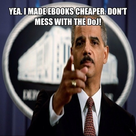 What's Next for eBooks After the DoJ Settlement? | Gear Diary | My Personal Interests | Scoop.it