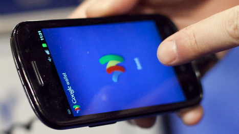 Google Wallet is getting serious | Google + Applications | Scoop.it