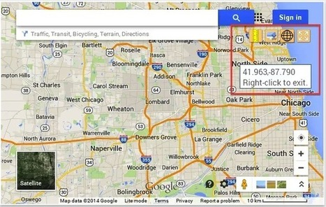 Get The Most out of Google Maps with These Excellent Apps | Aprendiendo a Distancia | Scoop.it