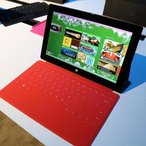 Microsoft: Windows Competitor to iPad Mini Coming Soon | Mobilization of Learning | Scoop.it