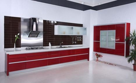 Choosing the Right Kitchen Cabinets | Home Interior Design | Scoop.it