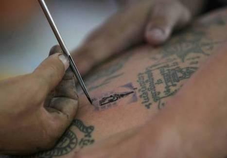Politica, calcio,amore. In Italia si pente un tatuato su 3 - ANSA.it | Cosmetici e Salute | Scoop.it