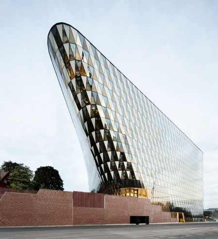 [Solna, Sweden] Aula Medica / Wingårdhs | The Architecture of the City | Scoop.it