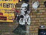 Artist profile: Banksy - by A W Drake - Helium | Banksy - Street Artist | Scoop.it