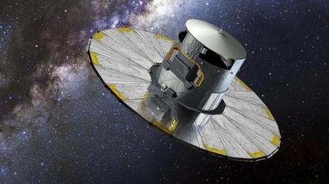 Le télescope Gaia, un cartographe du ciel et un archéologue galactique | The Blog's Revue by OlivierSC | Scoop.it