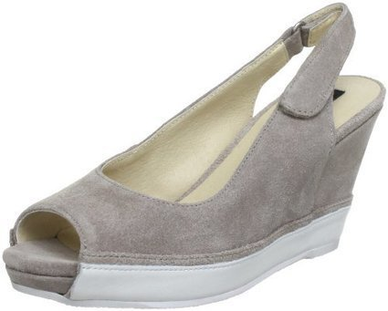 %%%   Bronx BX 432-074A473 84074-A473, Damen Sandalen, Mehrfarbig (light taupe/ white 473), EU 40 | sandale online shop | Scoop.it