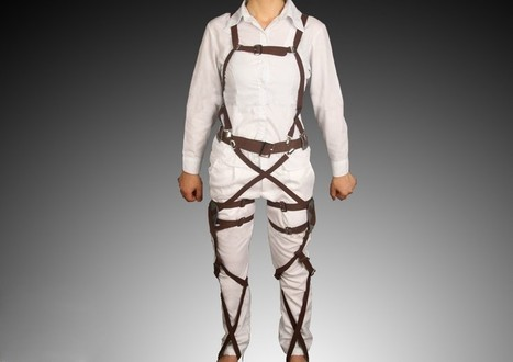 Attack on Titan Belts and Harness Cosplay Straps | Cosplay Costumes | Scoop.it