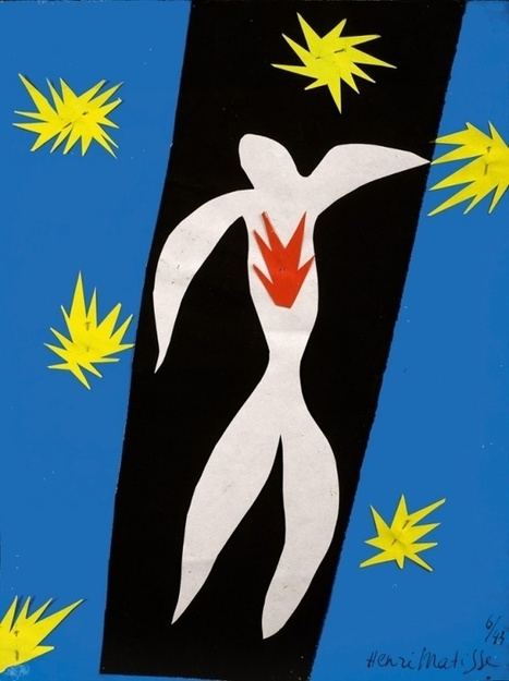 Matisse cut-outs at MoMA: a beguiling tribute to a grand finale - The Guardian | Abstract Art | Scoop.it