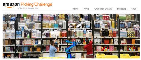 Amazon Picking Challenge | Robotics in Manufacturing Today | Scoop.it
