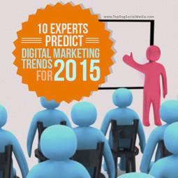 10 Experts Predict Digital Marketing Trends For 2015 | Trends | Scoop.it