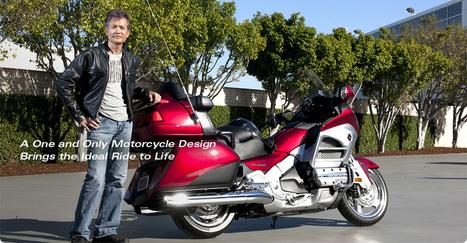 1800 Designers Talk - Honda Worldwide   GL1500   Scoop.it