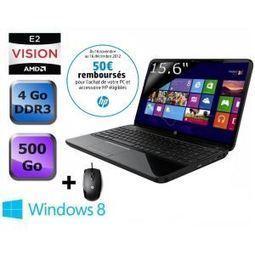 HP Pavilion g6-2220sf + souris optique HP | clickinfos | Scoop.it