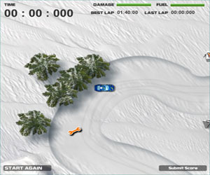 Snow Drift Racing | Online Web Games | Scoop.it