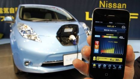 Après Google, Apple prépare savoiture électrique | Actus Lenovo France | Scoop.it