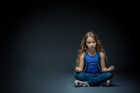 Comment initier les enfants et adolescents à la méditation pleine conscience | La pleine Conscience | Scoop.it