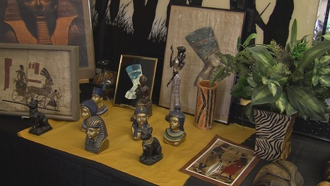 Beautiful African American Artifacts in Storage - WAND | Ancient Artifacts, Art, and Architecture | Scoop.it