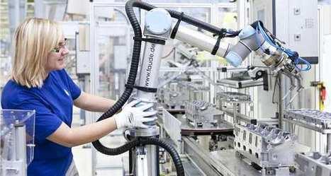 L'industrie du futur bute sur la formation au numérique   Quoi de neuf dans le numérique ?   Scoop.it