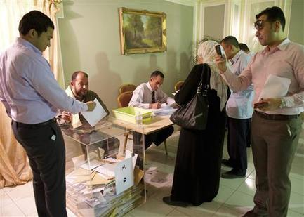600,000 expats register to vote in parliamentary elections   Égypt-actus   Scoop.it