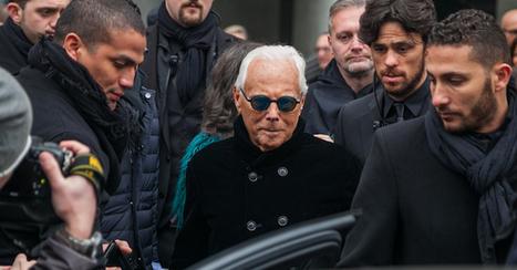 Ecomoda: Armani dice addio alle pellicce animali | Ethical Fashion | Scoop.it