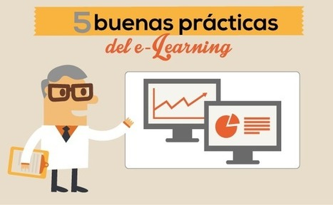 Lo que los mejores diseñadores de eLearning hacen (y usted también debería) | Formación Corporativa (Corporate Learning) | Scoop.it