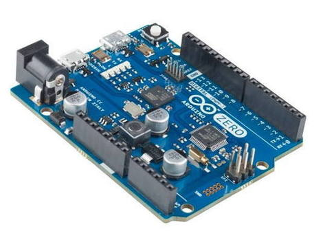 Arduino And Atmel Announce The Arduino Zero 32-bit Extension - Ubergizmo   Raspberry Pi   Scoop.it