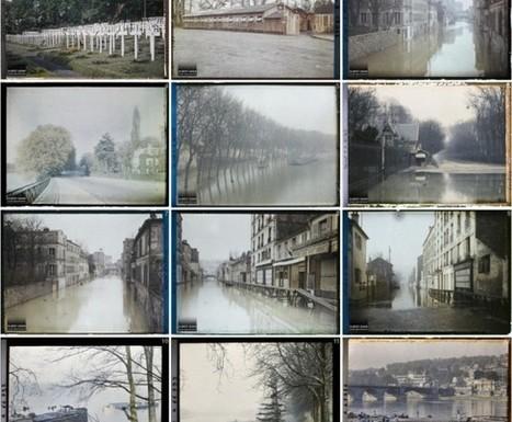 """Le musée Albert Kahn offre ses """"archives de la Planète"""" en open content sur la toile   Musées et numérique   Scoop.it"""