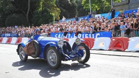Coupe Florio. Une plongée au coeur des voitures anciennes | Saint-Brieuc Entreprises: l'actualité | Scoop.it