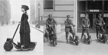 Une patinette : objet de mobilité technologique | Management - Innovation -Technology and beyond | Scoop.it
