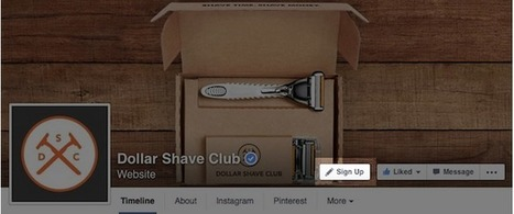 Facebook Ajoute les Boutons Call-To-Action pour les Pages! | Emarketinglicious | social networking | Scoop.it