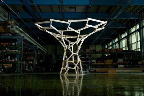 NCCR Digital Fabrication | Parametricism.co.uk | Digital Fabrication | Scoop.it