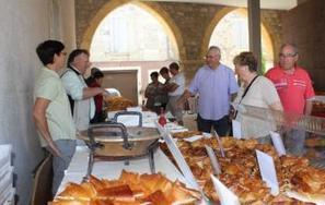 Tournon-d'Agenais. Tourtières du 15 août, le dessert du jour   Patrimoine Fumel - Vallée du Lot   Scoop.it