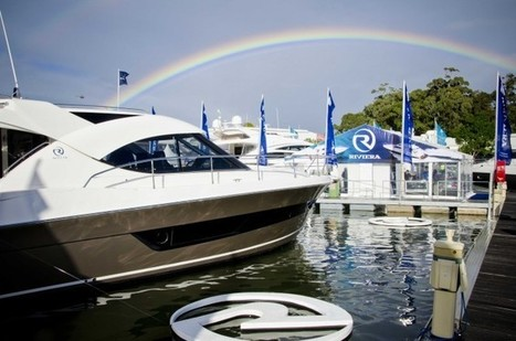 The Inaugural Riviera Festival with the new 75 Flybridge yacht on display | FASHION & LIFESTYLE! | Scoop.it