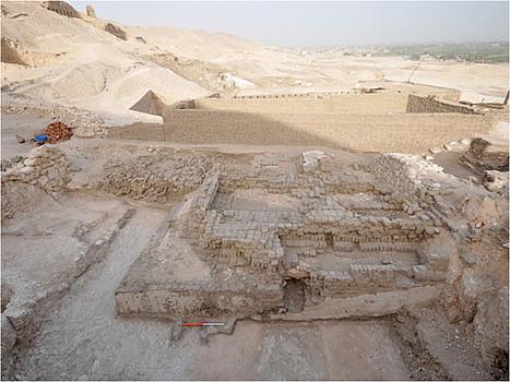Une visite virtuelle de la pyramide de Khay | Centro de Estudios Artísticos Elba | Scoop.it
